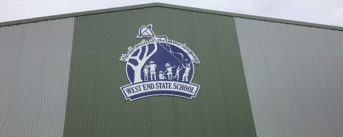 West-End-SS_Side-of-Hall-Signage_200x500